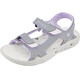 Columbia Techsun Vent Sandals Childrens tradewinds grey/white violet